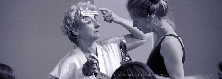 Barbara Steiner & Lydia Ronge