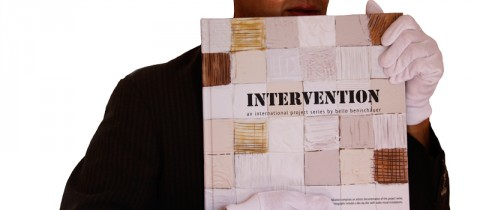 ARTIST BOOK – INTERVENTION