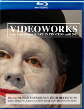 VIDEOWORKS BLU-RAY DL50GB major works by bello benischauer reached international acclaim